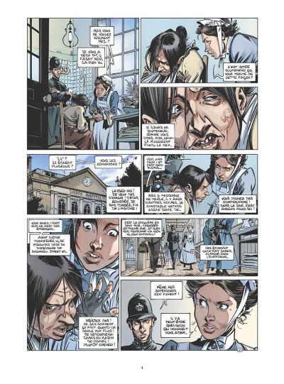 Page 7 Les quatre de Baker street tome 9
