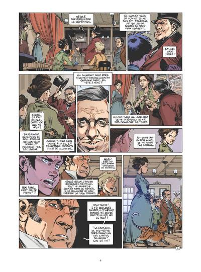 Page 9 Les quatre de Baker street tome 9