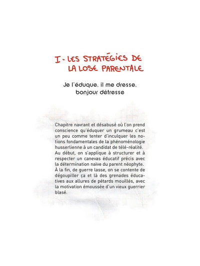 Page 6 Le petit Grumeau illustré tome 2 - chroniques de la lose parentale