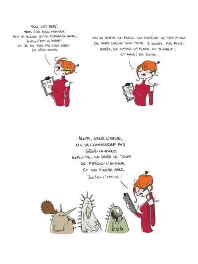 Page 7 Le petit Grumeau illustré tome 2 - chroniques de la lose parentale