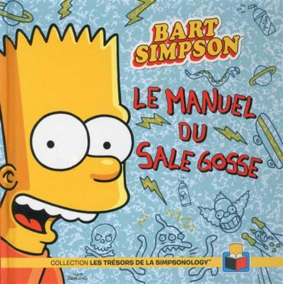 image de Bart simpson - le manuel du sale gosse