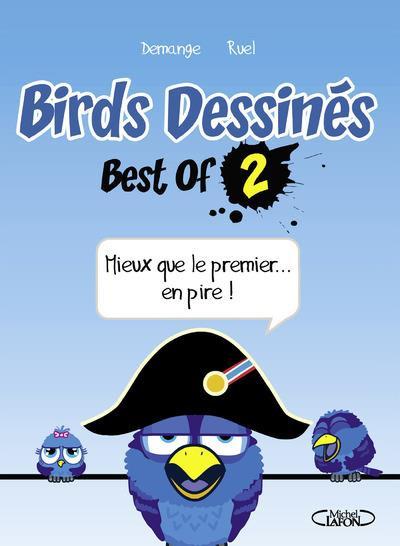 Couverture Birds dessinés tome 2