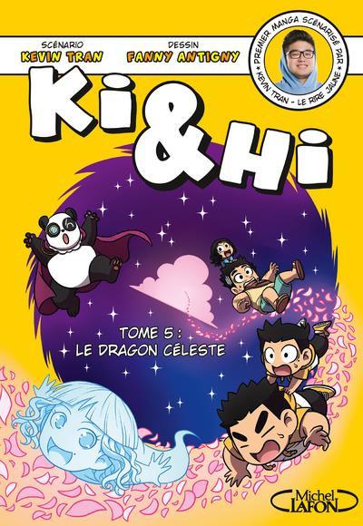 Couverture Ki & Hi tome 5