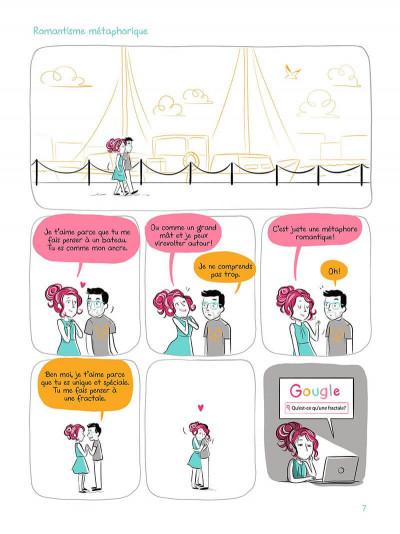 Page 6 Ma vie avec un scientifique - La fertilité