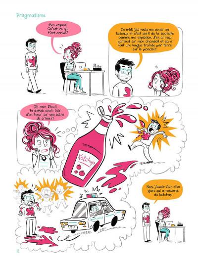 Page 7 Ma vie avec un scientifique - La fertilité