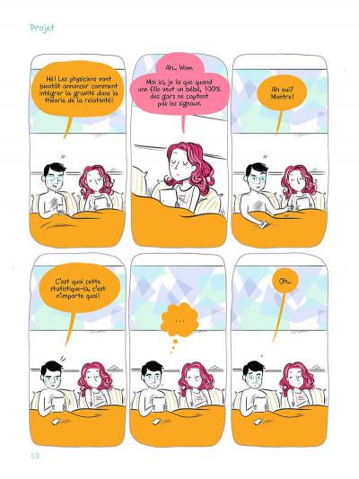 Page 9 Ma vie avec un scientifique - La fertilité
