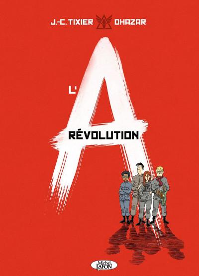 Couverture L'A révolution