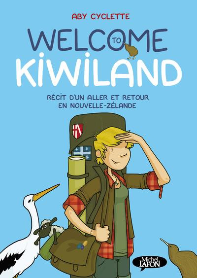 Couverture Welcome to Kiwiland