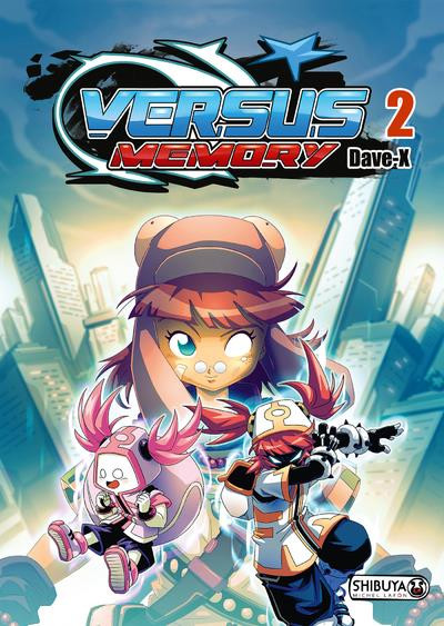Couverture Versus memory tome 2