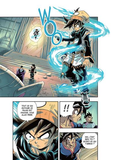 Page 3 Versus memory tome 3
