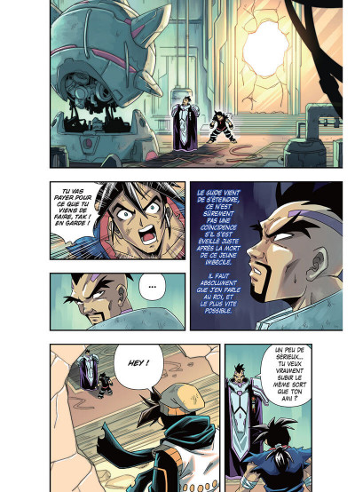 Page 4 Versus memory tome 3