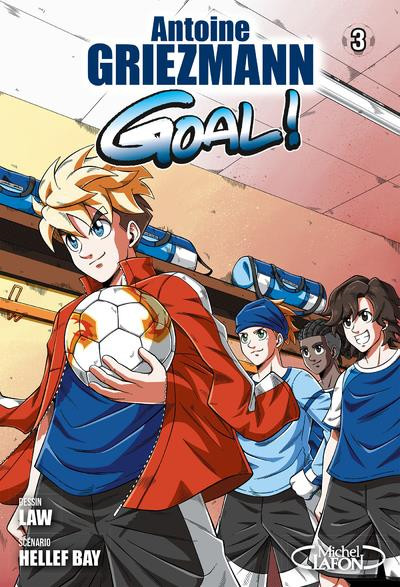 Couverture Goal ! tome 3
