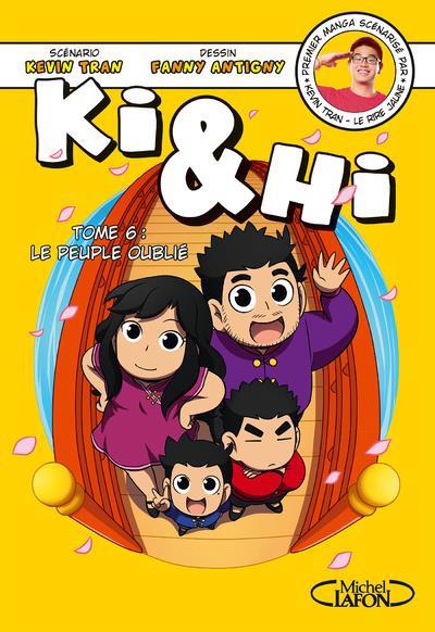 Couverture Ki & Hi tome 6