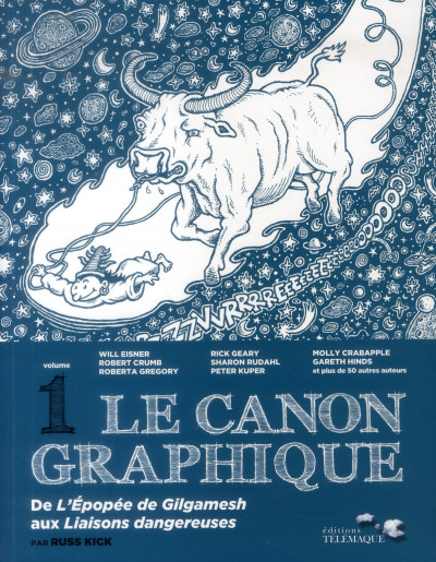 Couverture Le canon graphique tome 1