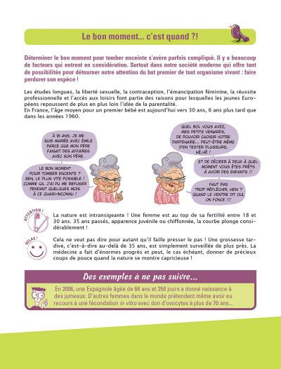 Page 4 La grossesse pour les nuls en BD