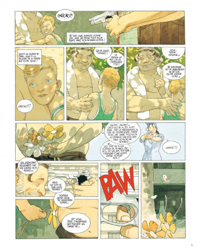 Page 1 le sourire du clown tome 1