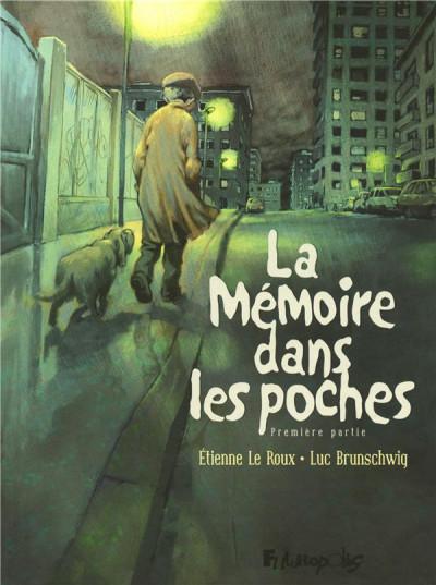 Couverture la mémoire dans les poches tome 1