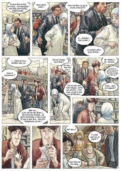 Page 1 la mémoire dans les poches tome 1