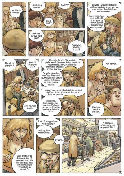 Page 2 la mémoire dans les poches tome 1