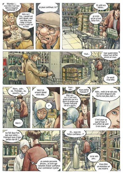 Page 3 la mémoire dans les poches tome 1
