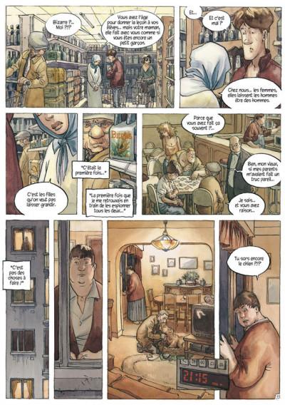 Page 4 la mémoire dans les poches tome 1