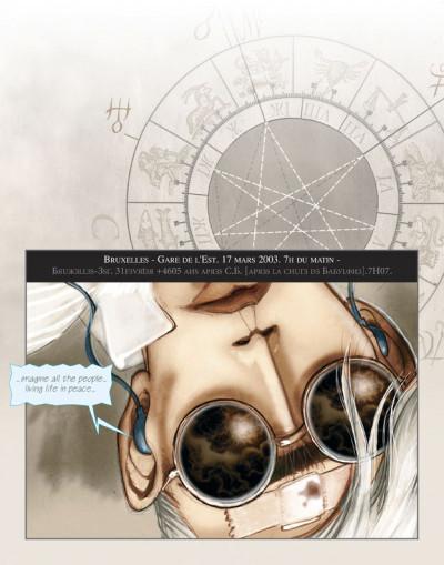 Page 1 le ciel au-dessus de bruxelles tome 1