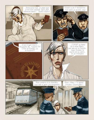 Page 3 le ciel au-dessus de bruxelles tome 1