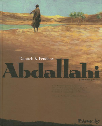 Couverture abdallahi tome 1