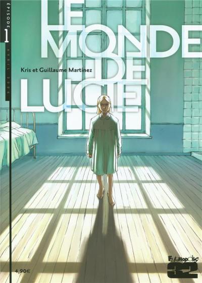 Couverture Le monde de Lucie tome 1