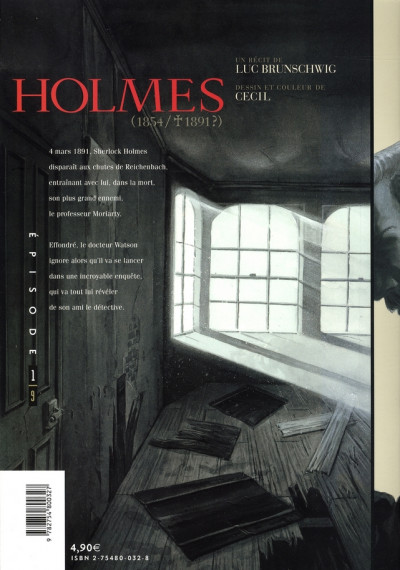 Dos Holmes tome 1