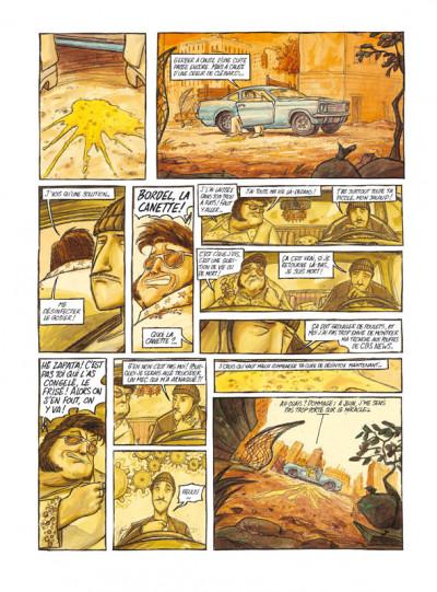 Page 3 james dieu - intégrale tome 2