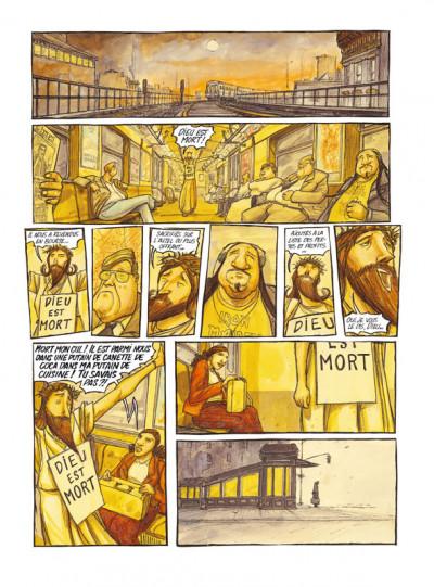 Page 4 james dieu - intégrale tome 2