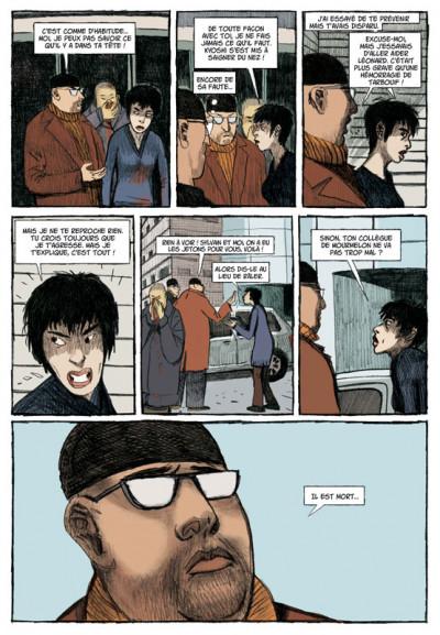 Page 1 guerres civiles tome 1 - intégrale