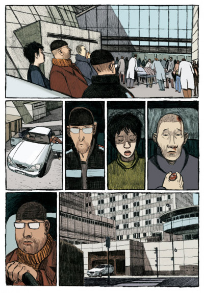 Page 2 guerres civiles tome 1 - intégrale