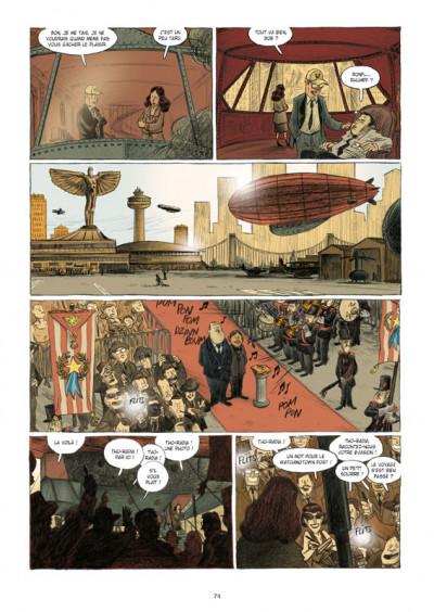 Page 1 l'idole dans la bombe ; l'intégrale