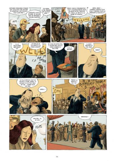 Page 2 l'idole dans la bombe ; l'intégrale