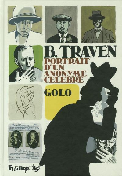 image de b. traven, portrait d'un anonyme célèbre