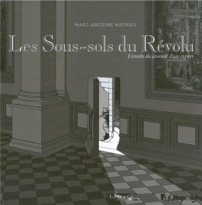 marc antoine mathieu : les sous sol du révolu (2006)