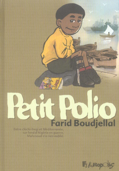 Couverture petit polio tome 1