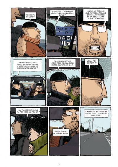 Page 3 guerres civiles tome 2 - intégrale