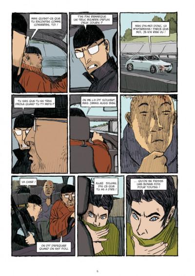 Page 4 guerres civiles tome 2 - intégrale