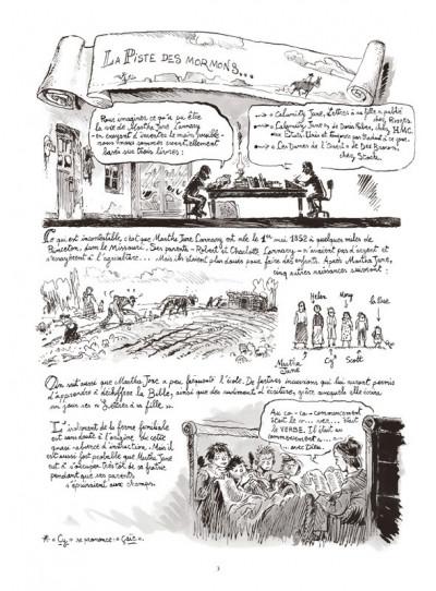 Page 1 martha jane cannary tome 1 - les années 1852-1869