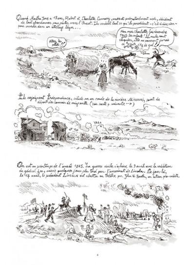 Page 2 martha jane cannary tome 1 - les années 1852-1869