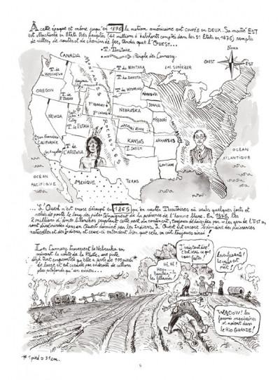 Page 3 martha jane cannary tome 1 - les années 1852-1869