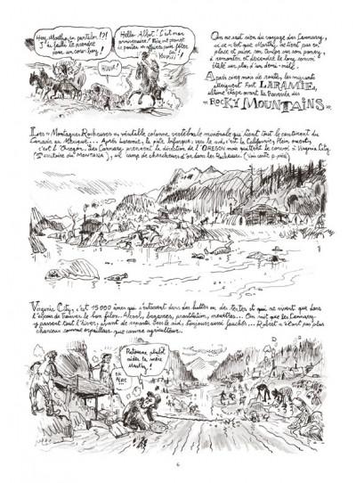 Page 4 martha jane cannary tome 1 - les années 1852-1869