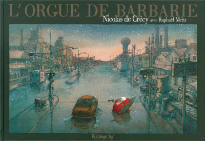 image de l'orgue de barbarie