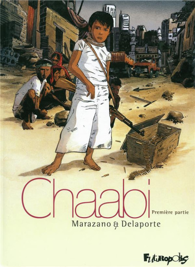 Couverture chaabi tome 1
