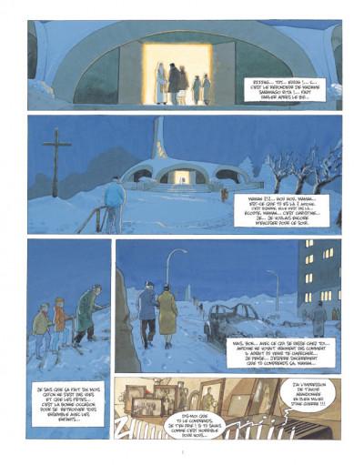 Page 1 le sourire du clown tome 2