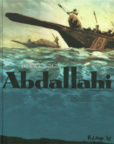 Couverture abdallahi tome 2