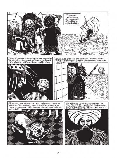 Page 2 Les meilleurs ennemis tome 1